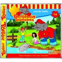 Benjamin Blümchen Folge 114 ... und der Delphin