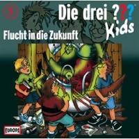 Die drei ??? Kids Folge 05: Flucht in die Zukunft