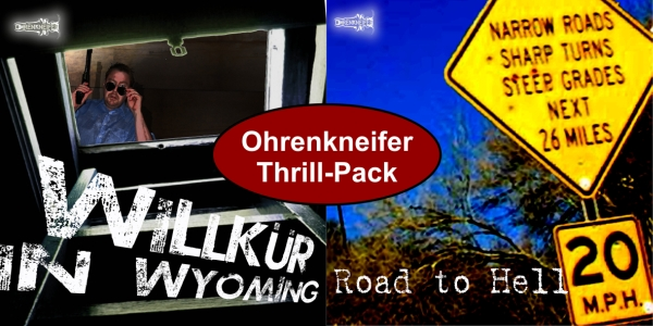 Ohrenkneifer Thrill-Pack