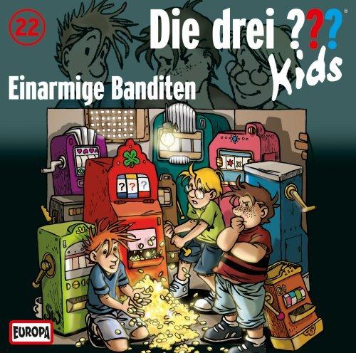 Die drei ??? Kids Folge 22 Einarmige Banditen