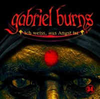 Gabriel Burns 34 Ich weiss, was Angst ist Remastered Edition