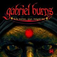Gabriel Burns 34 Ich weiss, was Angst ist Remastered Edition