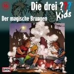 die drei ??? Kids Folge 16: Der magische Brunnen