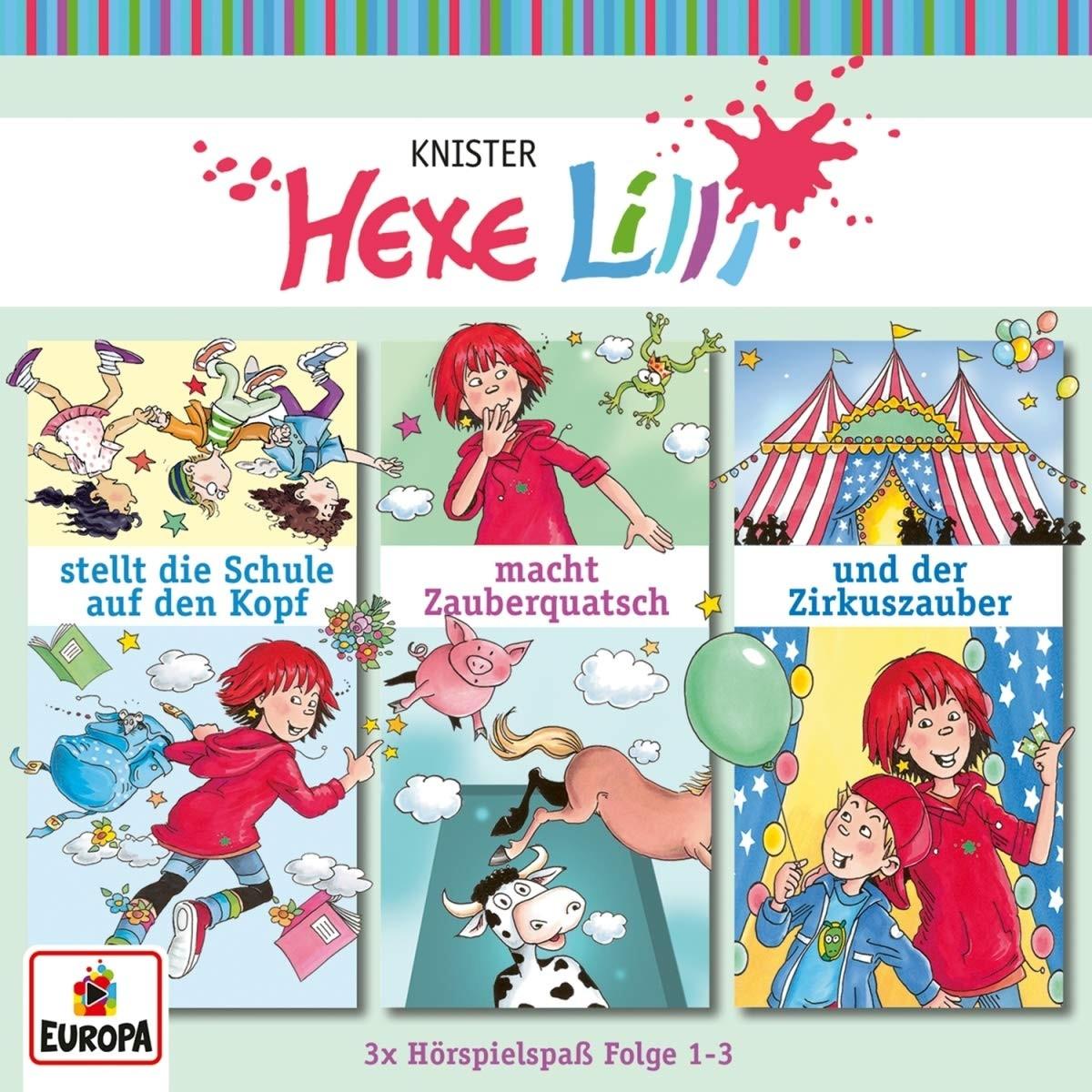 Hexe Lilli - 3er Box 1: Folgen 1, 2, 3
