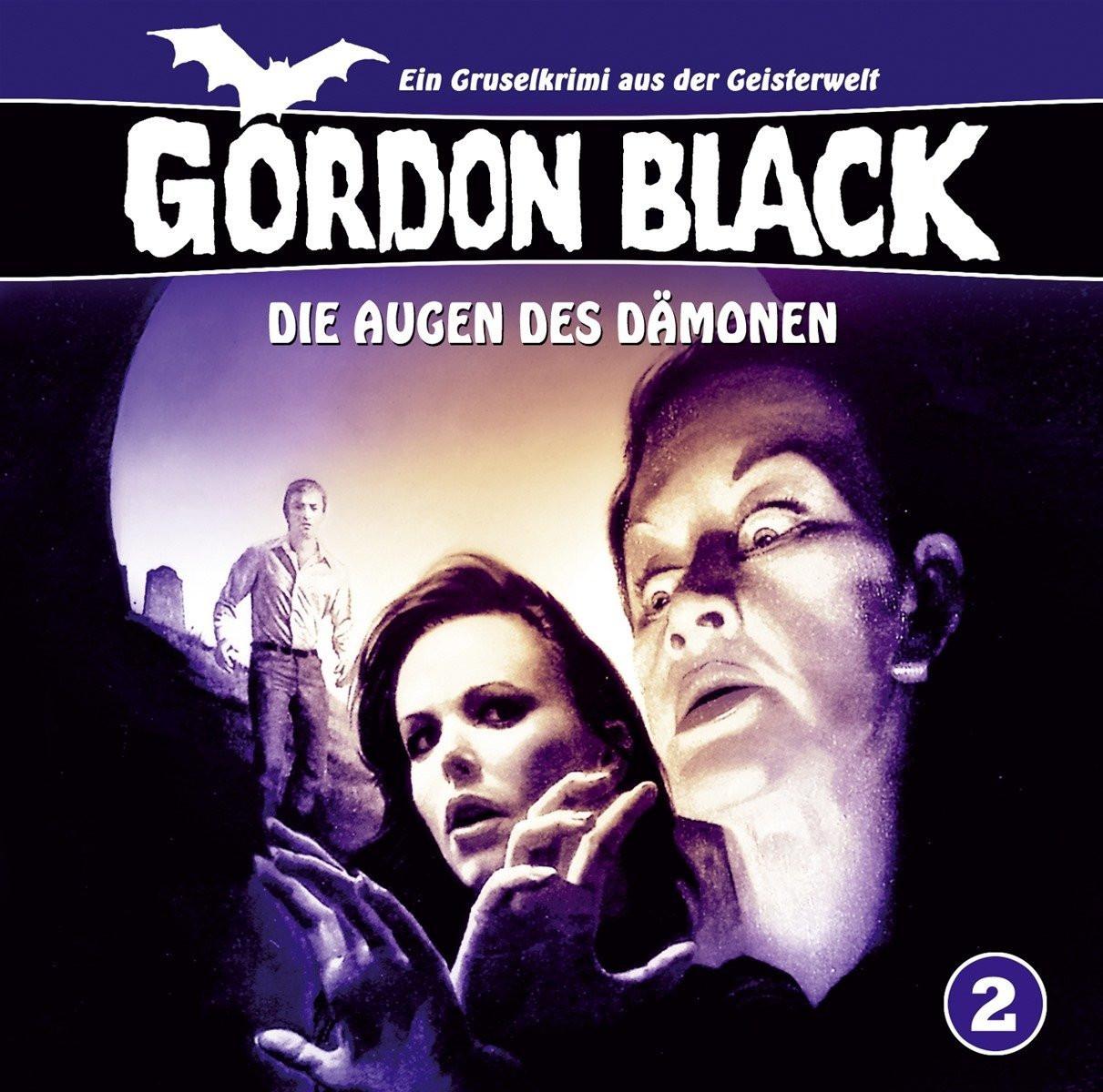 Gordon Black - Folge 2: Die Augen des Dämonen