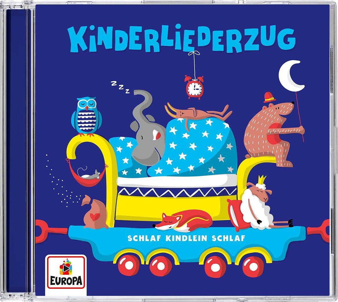 Lena, Felix & die Kita-Kids - Kinderliederzug - Schlaf Kindlein Schlaf