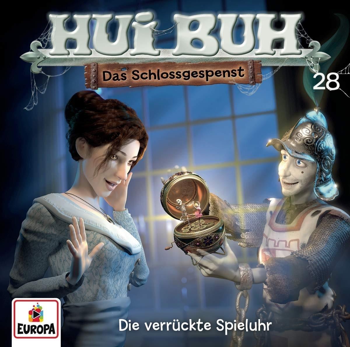 Hui Buh - Die neue Welt - 28: Die verrückte Spieluhr