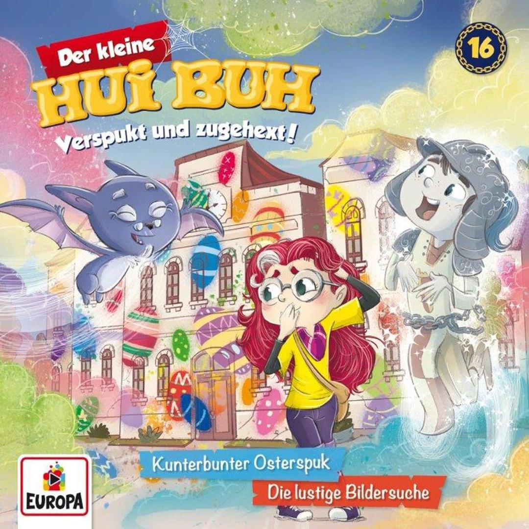 Der kleine HUI BUH - Folge 16: Kunterbunter Osterspuk / Die lustige Bildersuche