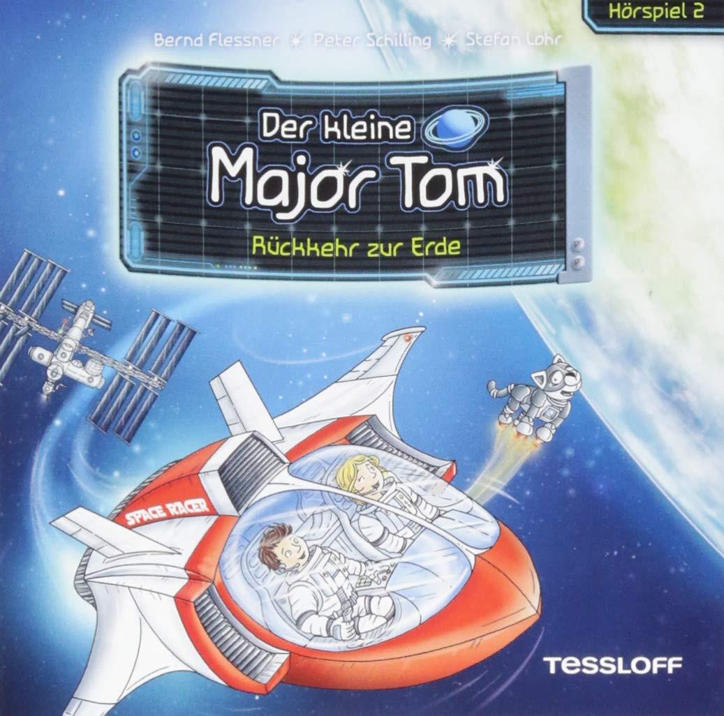 Der kleine Major Tom - Folge 02: Rückkehr zur Erde