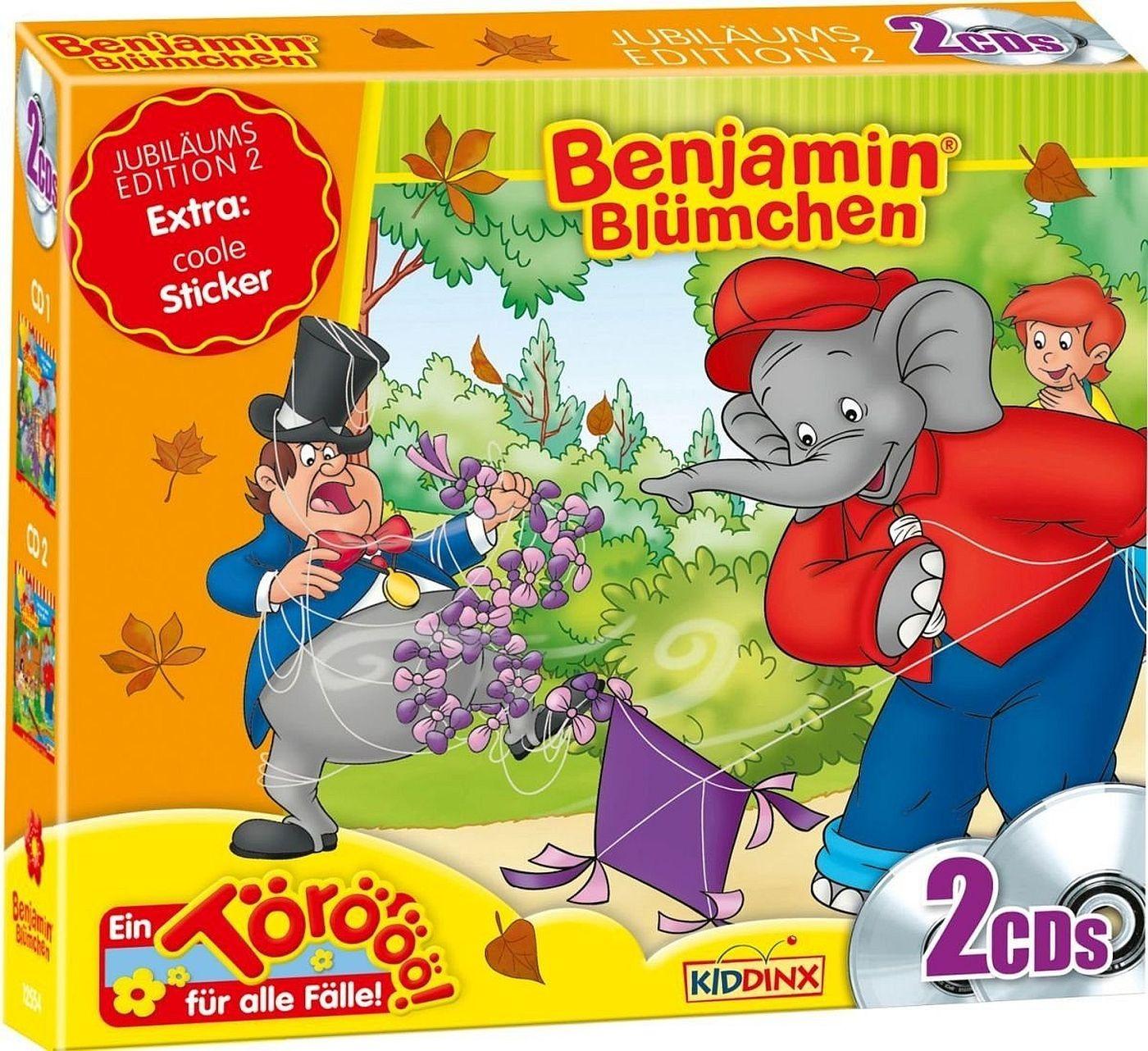 Benjamin Blümchen - Ein Törööö Für Alle Fälle 2