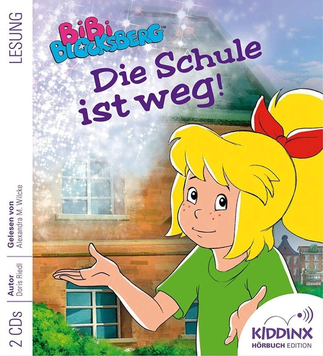 Bibi Blocksberg Hörbuch - Die Schule Ist Weg