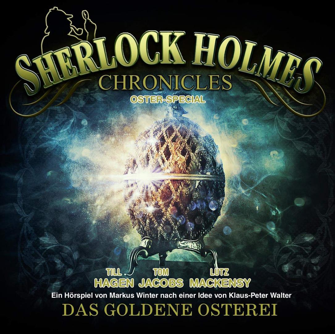 Sherlock Holmes Chronicles - Oster Special: Das Goldene Osterei