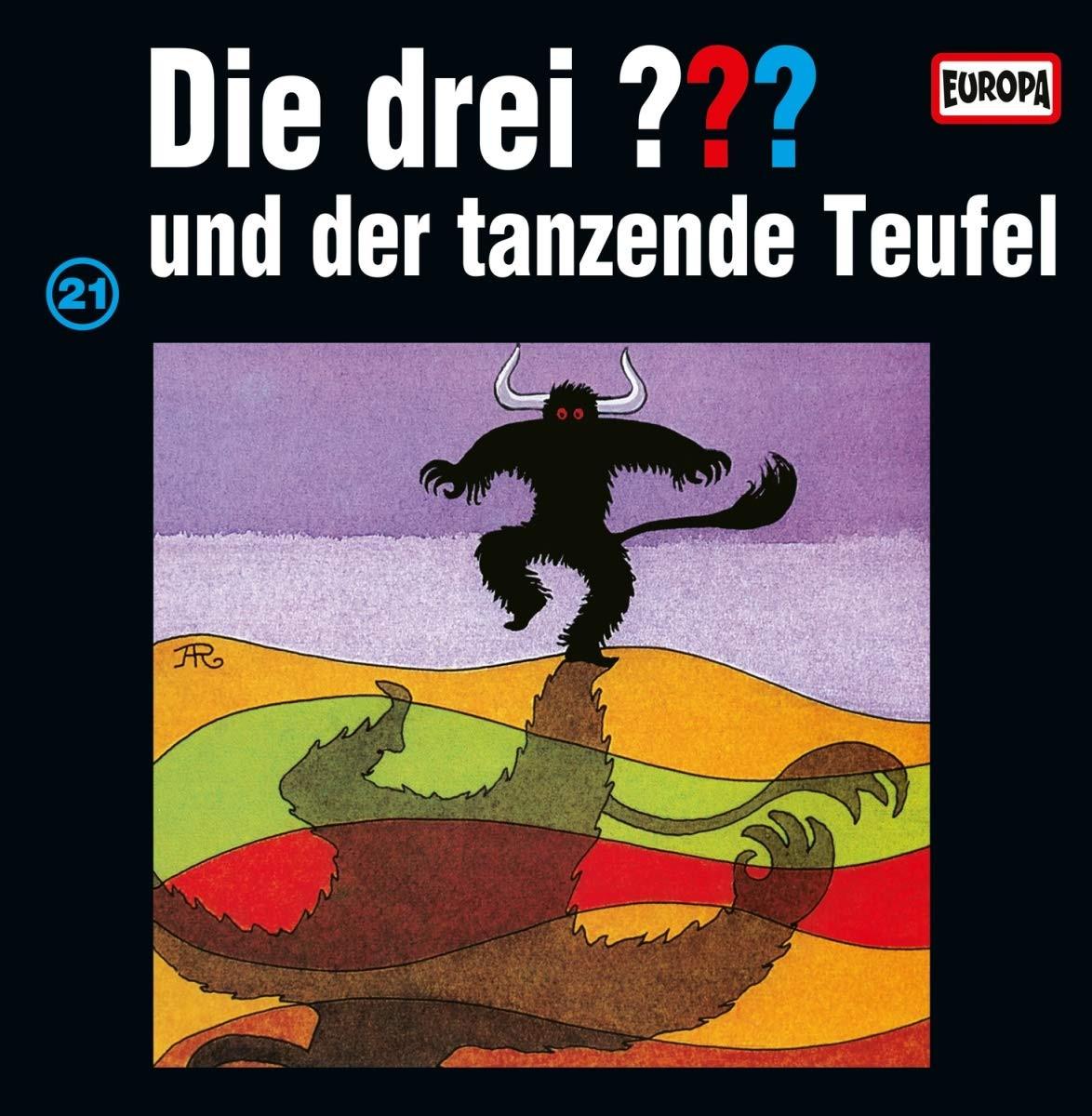 Die drei ??? Fragezeichen - Folge 21: und der tanzende Teufel (Vinyl)