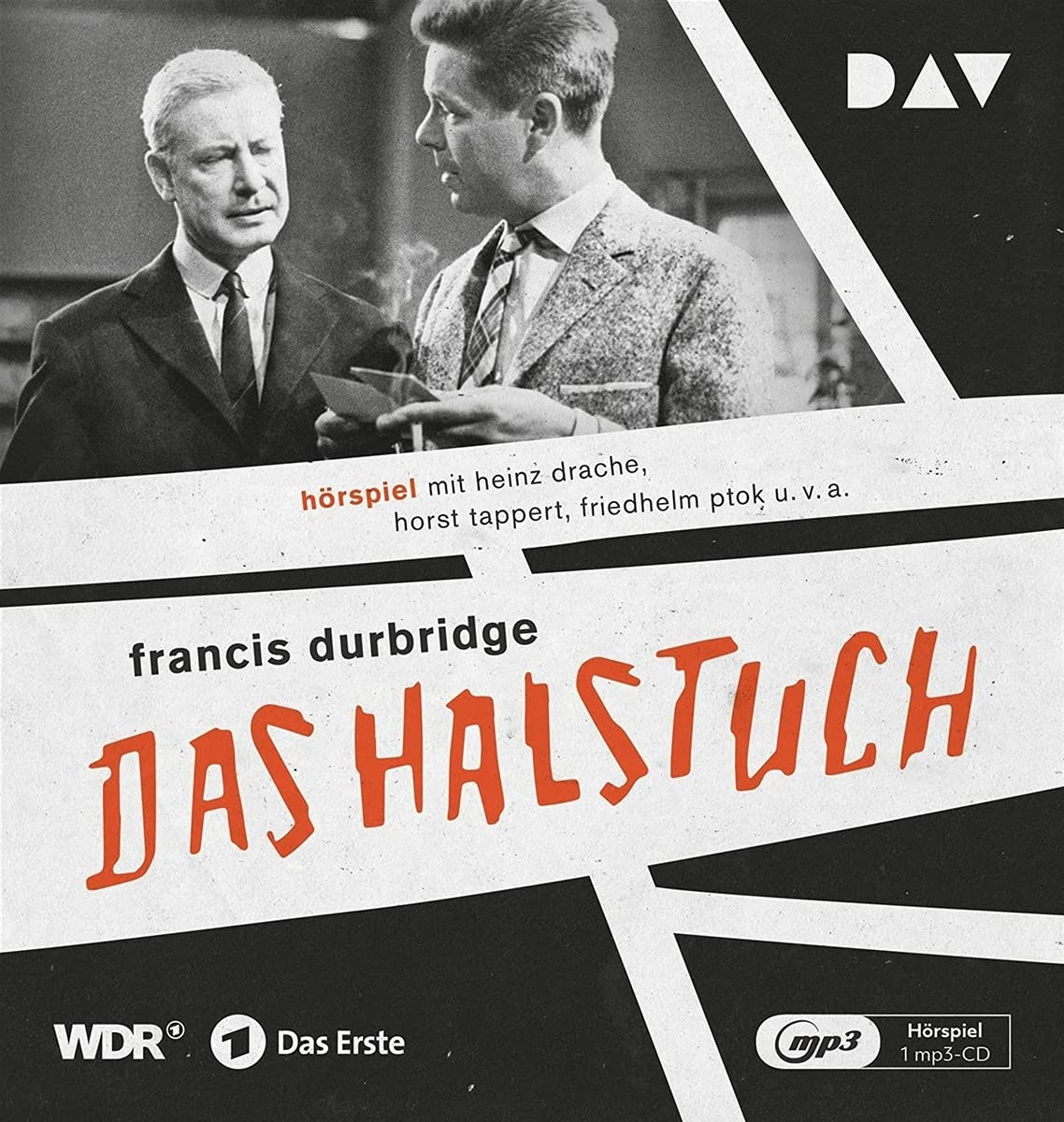 Francis Durbridge - Das Halstuch (Hörspiel WDR)