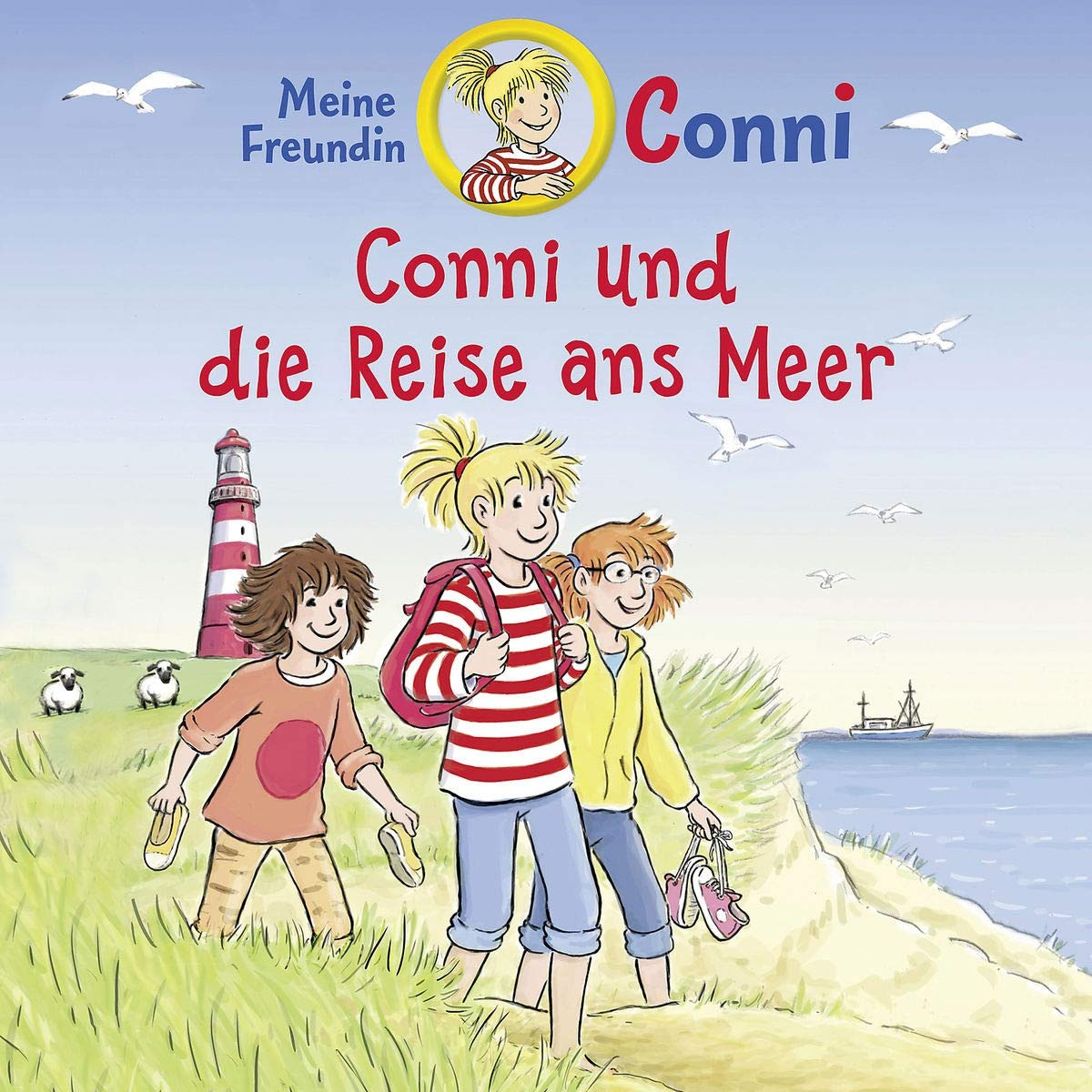 Conni - Folge 59: Conni und die Reise ans Meer