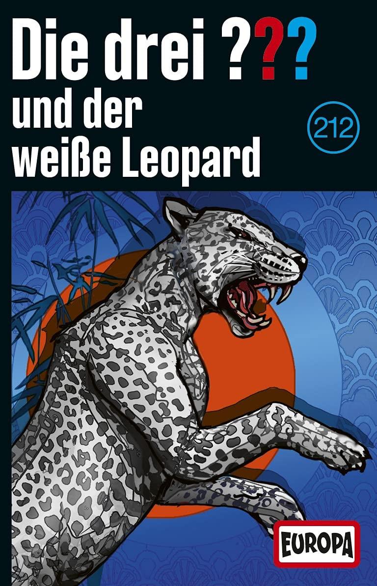 Die drei ??? Fragezeichen - Folge 212: und der Weiße Leopard (MC)