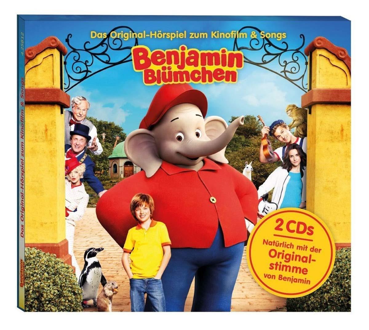 Benjamin Blümchen - Das Original-Hörspiel zum Kinofilm