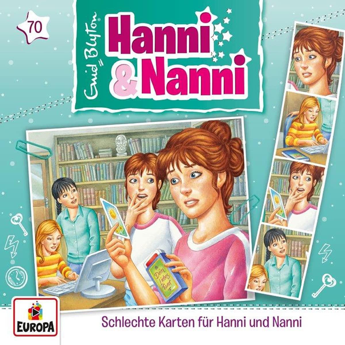Hanni und Nanni Folge 70 Schlechte Karten für Hanni und Nanni