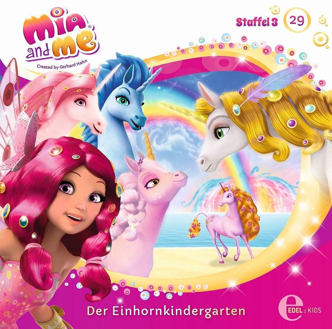 Mia And Me Folge 29 Der Einhornkindergarten Staffel 3