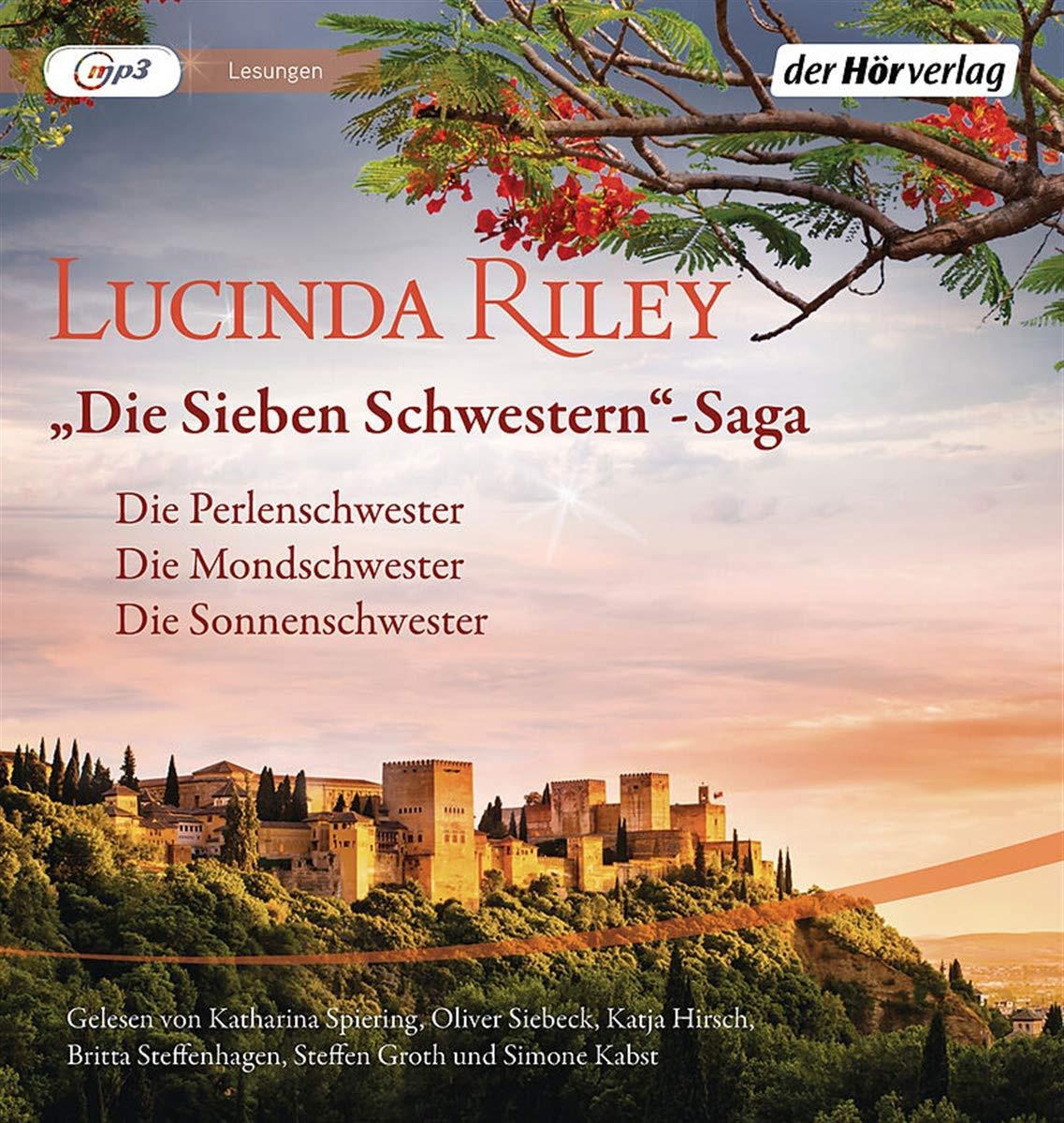 Lucinda Riley - Die Sieben Schwestern-Saga (4-6)