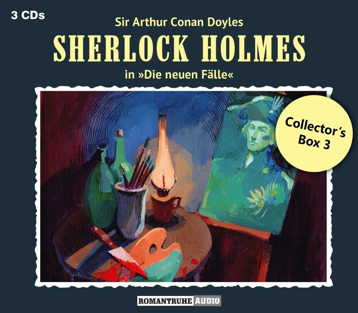 Sherlock Holmes: Die neuen Fälle - Collectors Box 3: Folge 7-9