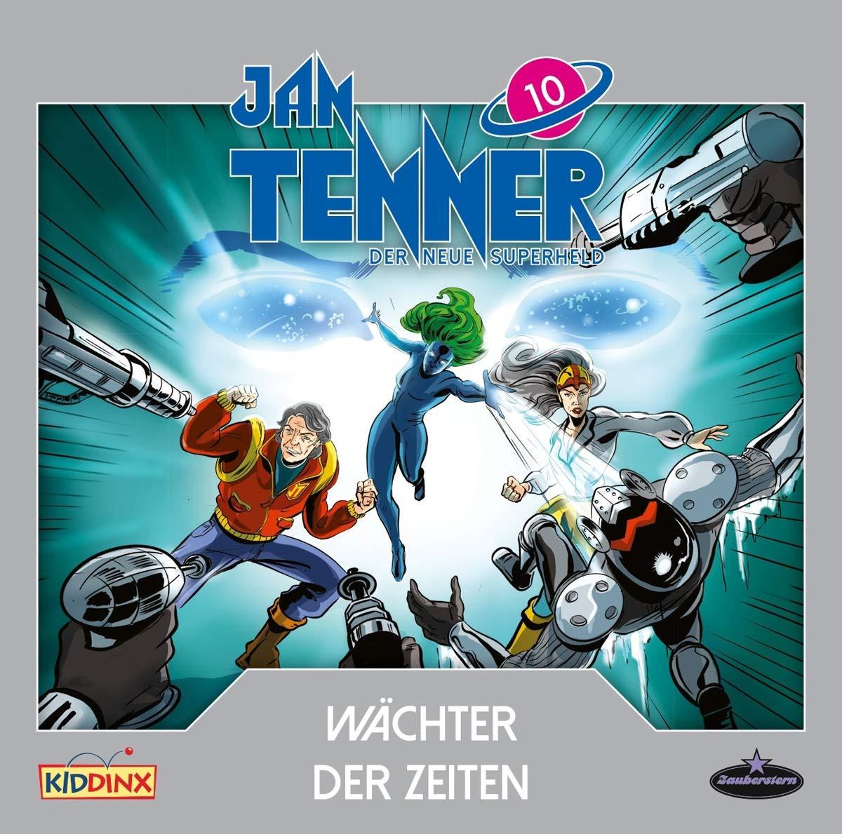 Jan Tenner - Folge 10: Wächter der Zeiten