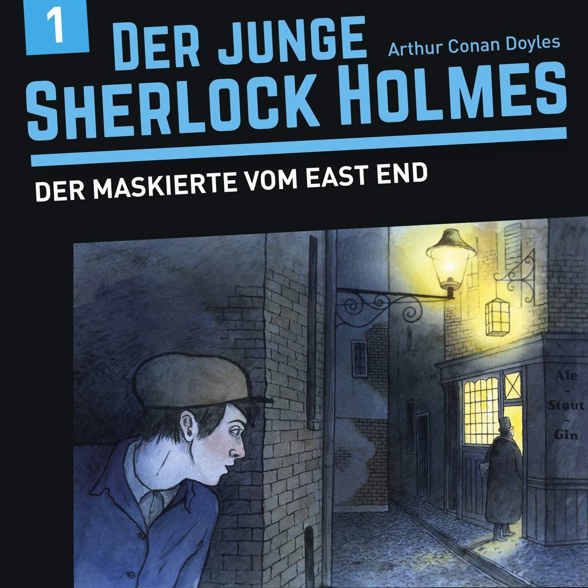 Der junge Sherlock Holmes - Folge 1: Der Maskierte vom East End