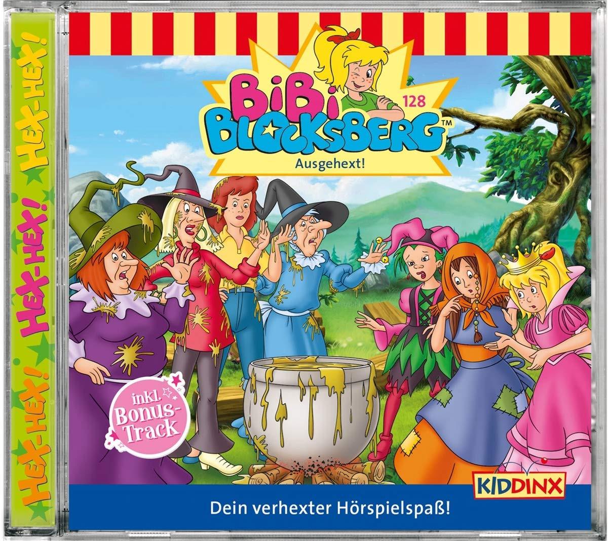 Bibi Blocksberg - Folge 128: Ausgehext (CD)