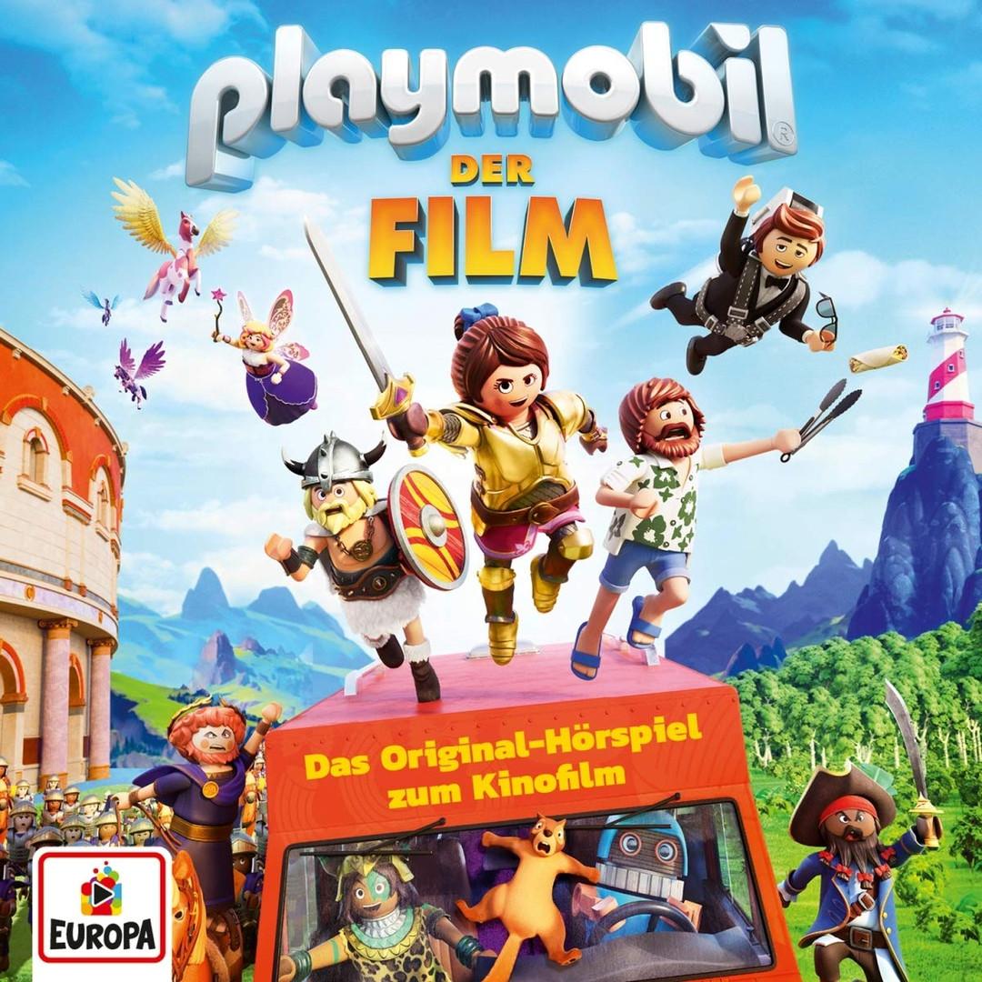 Playmobil - Der Film (Das Original-Hörspiel zum Kinofilm)