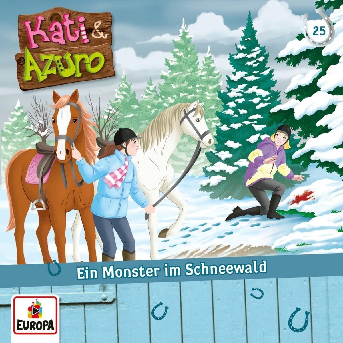 Kati & Azuro - Folge 25: Ein Monster im Schneewald