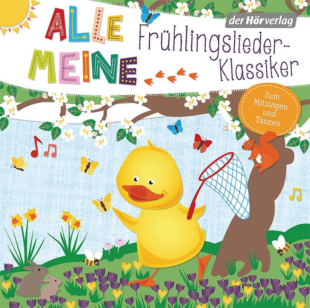 Alle meine Frühlingslieder-Klassiker