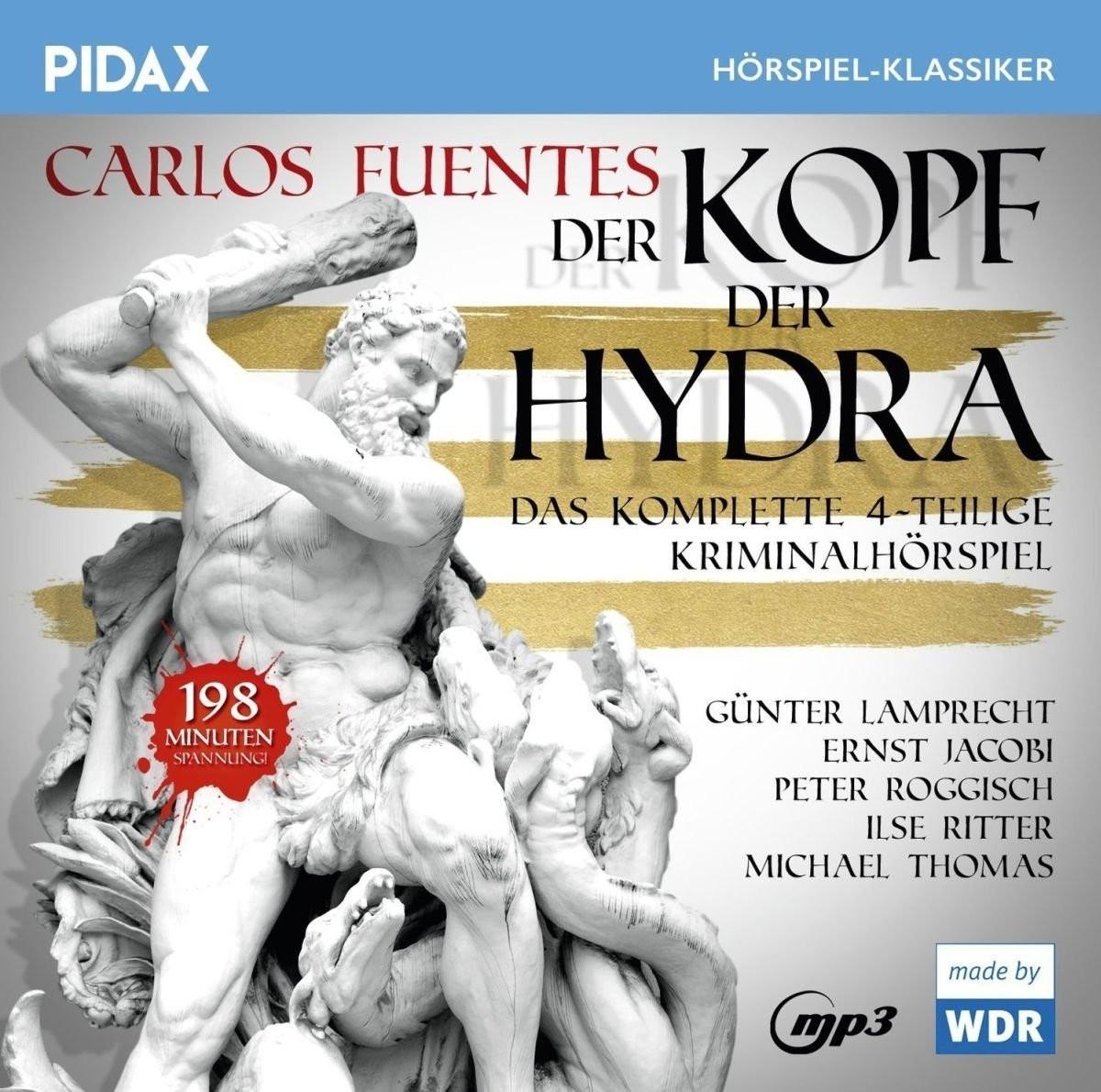 Pidax Hörspiel Klassiker - Der Kopf der Hydra