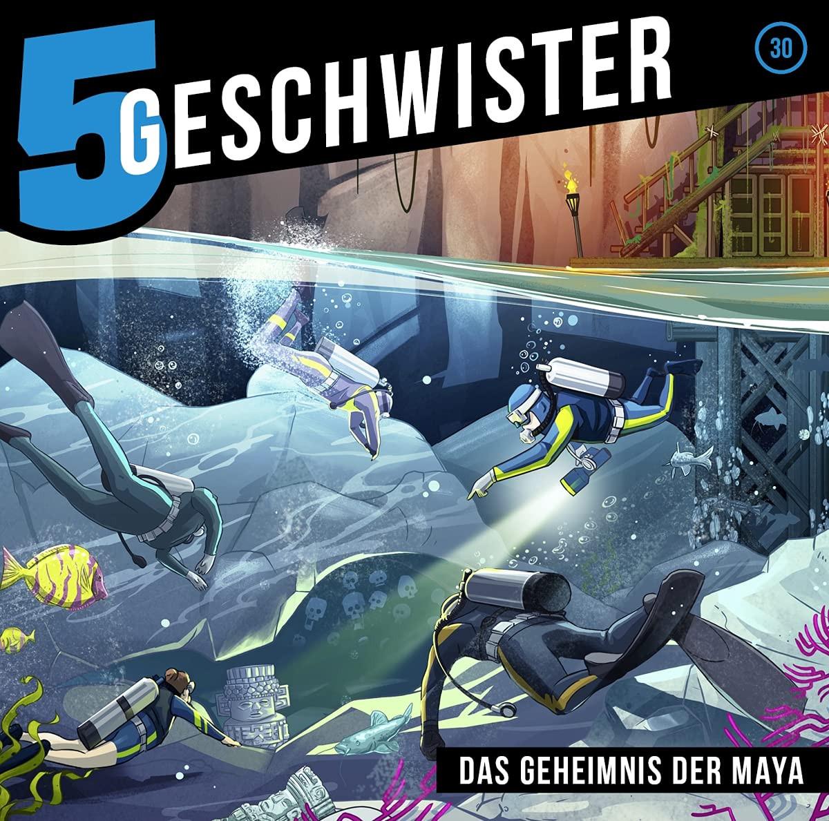 5 Geschwister - Folge 30: Das Geheimnis der Maya