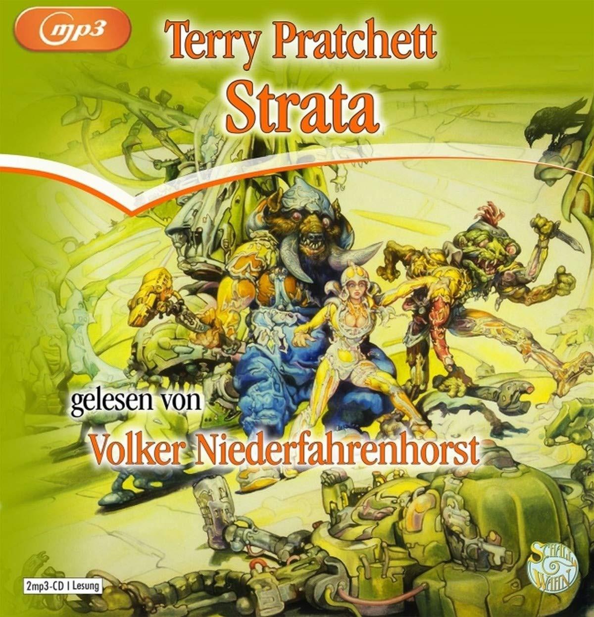 Terry Pratchett - Strata