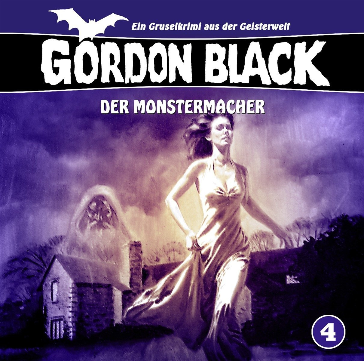Gordon Black - Folge 4: Der Monstermacher