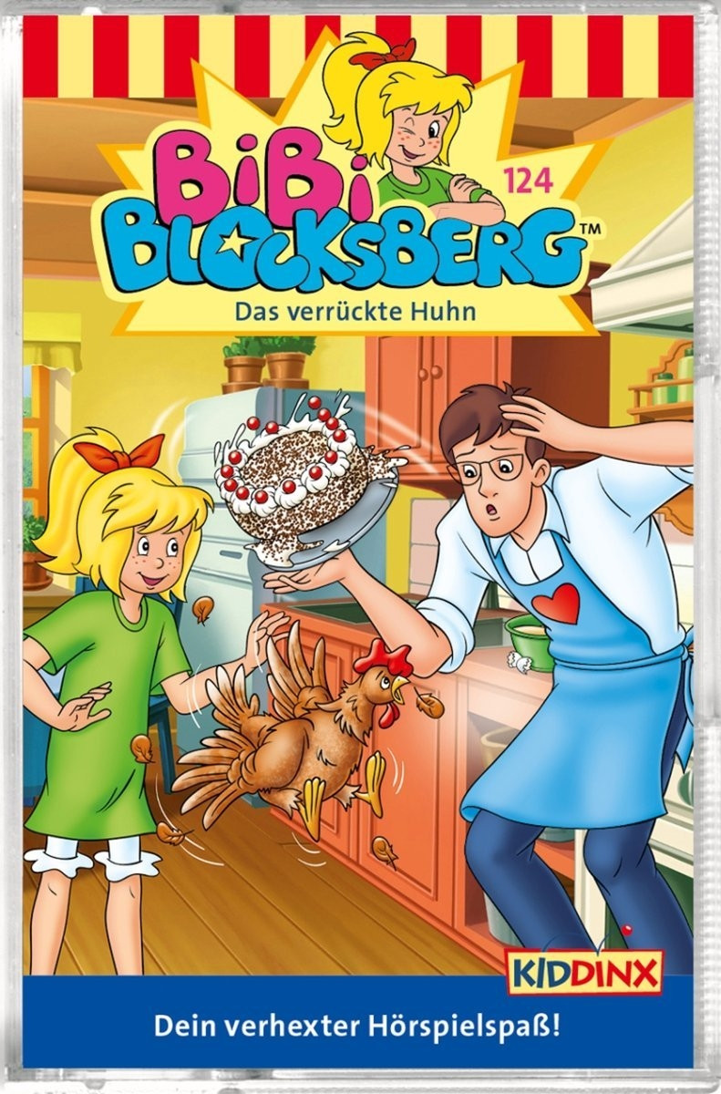 Bibi Blocksberg - Folge 124: Das Verrückte Huhn (MC)