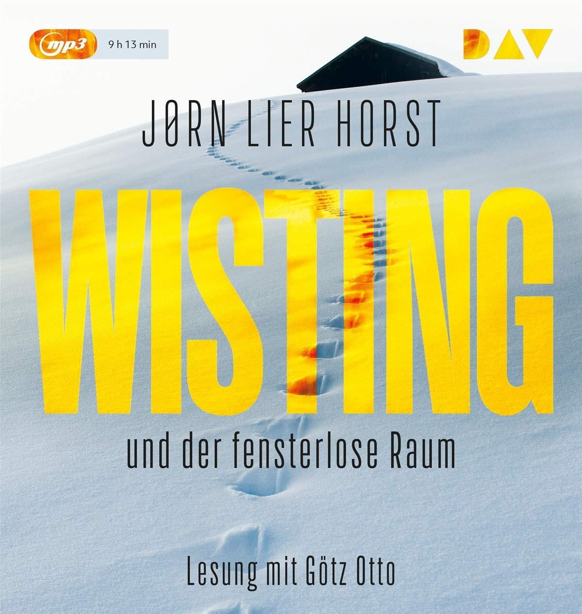 Jørn Lier Horst - Wisting und der fensterlose Raum (Cold Cases 2)