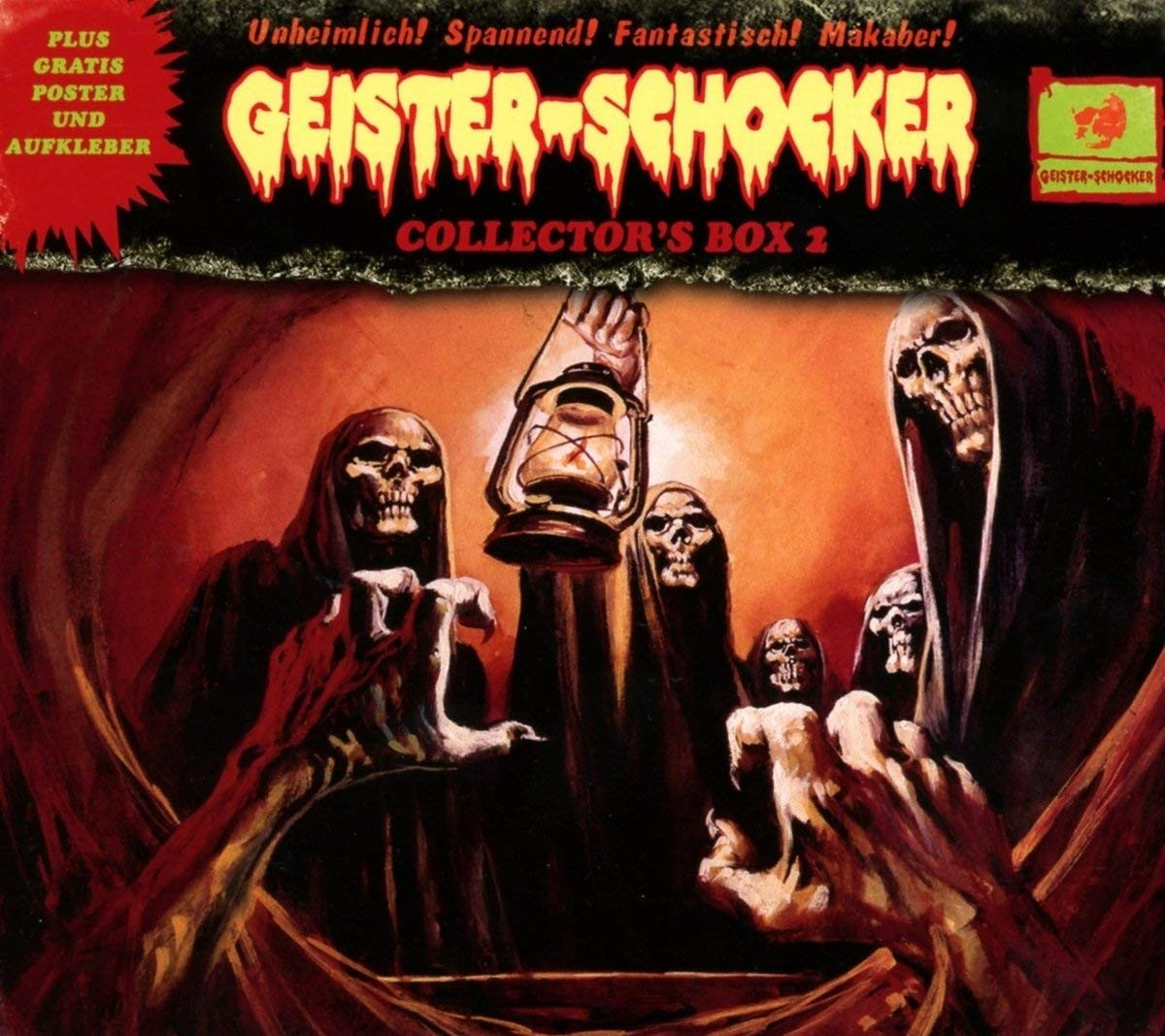 Geister-Schocker Collector's Box 2 (Folge 2-4)