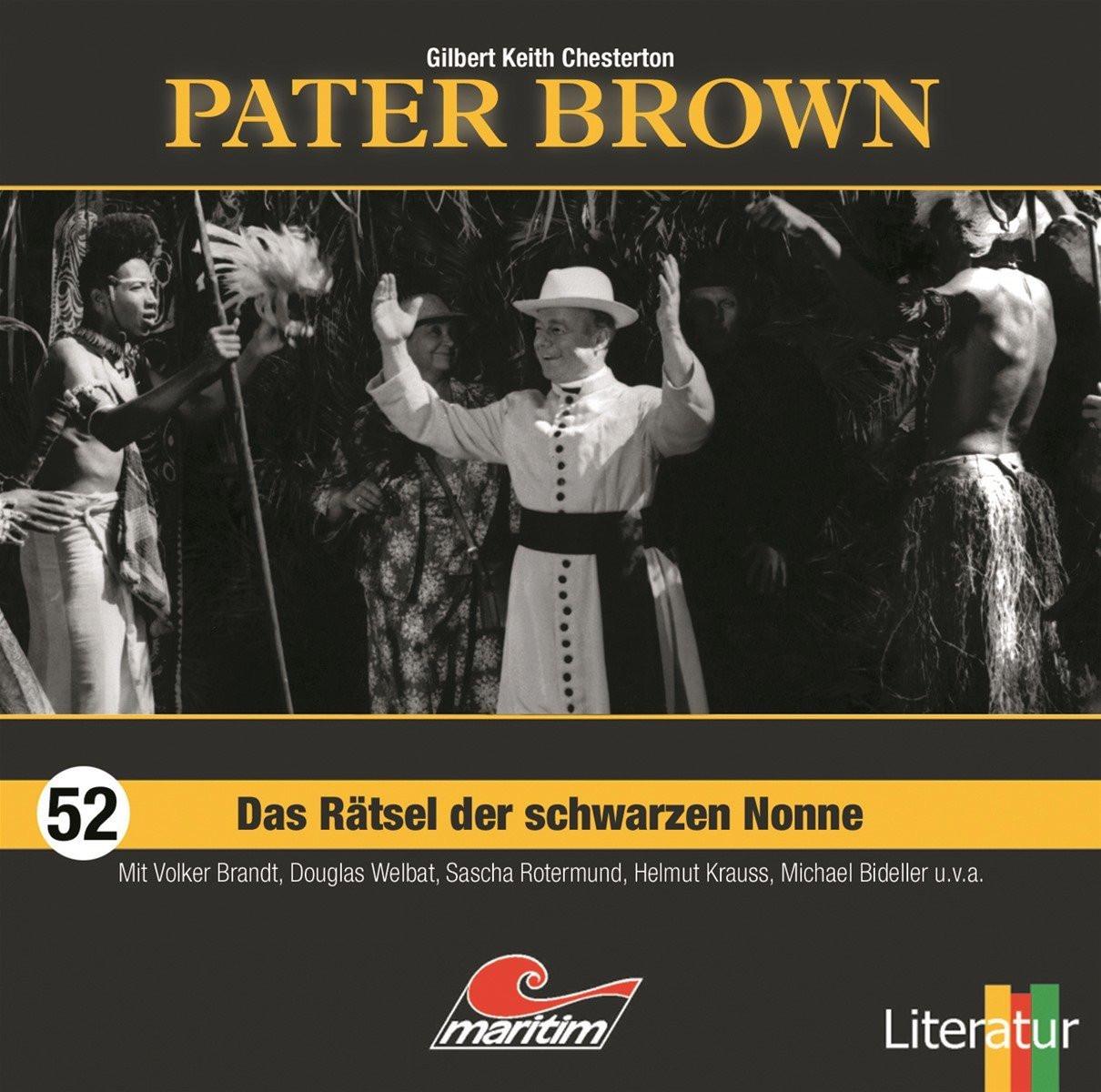 Pater Brown - Folge 52: Das Rätsel der schwarzen Nonne