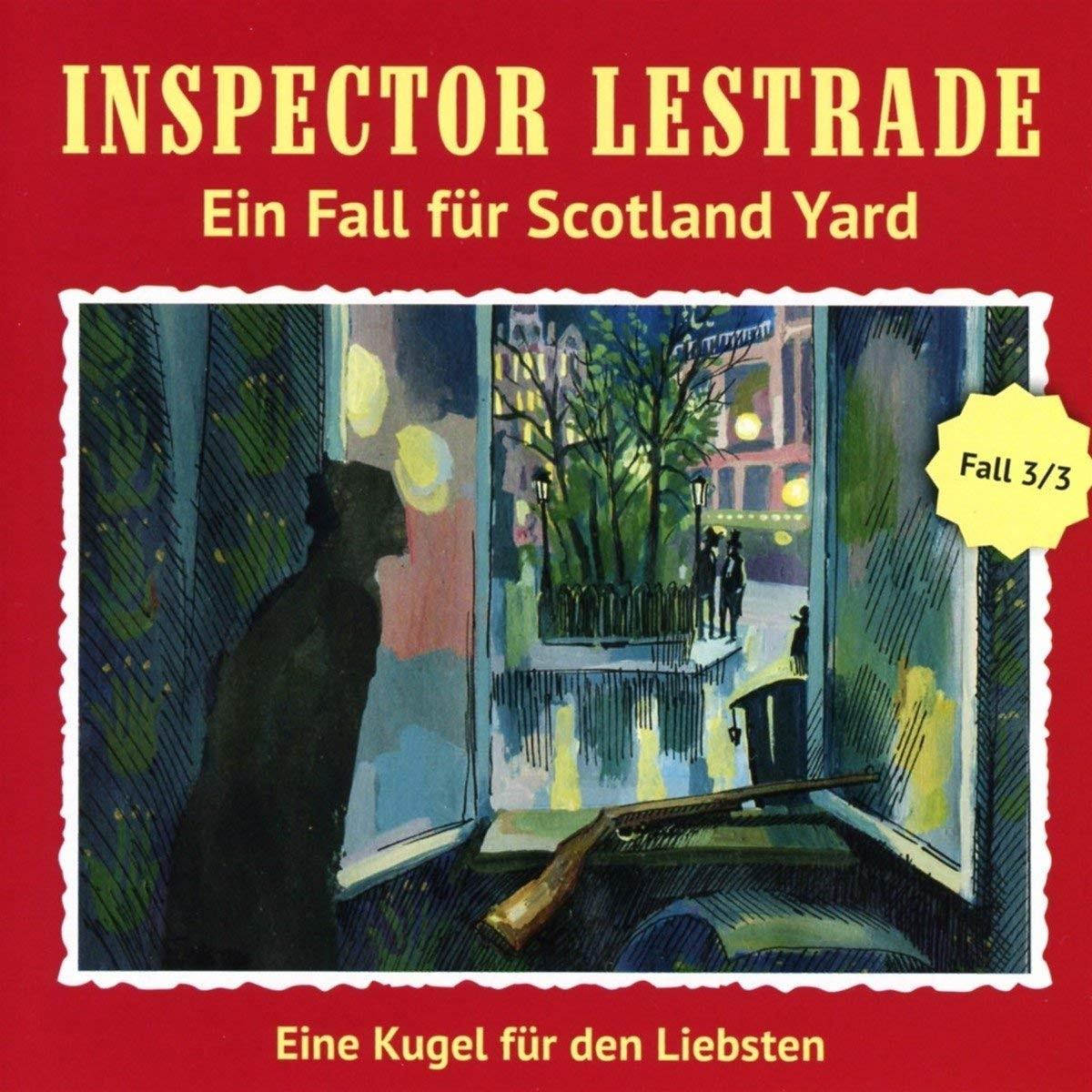 Inspector Lestrade - Fall 3: Eine Kugel für den Liebsten