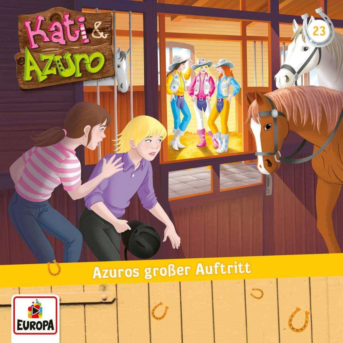 Kati & Azuro - Folge 23: Azuros großer Auftritt