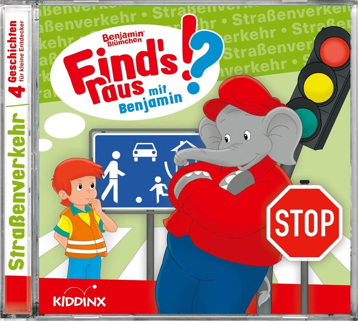 Benjamin Blümchen - Finds Raus mit Benjamin: Straßenverkehr
