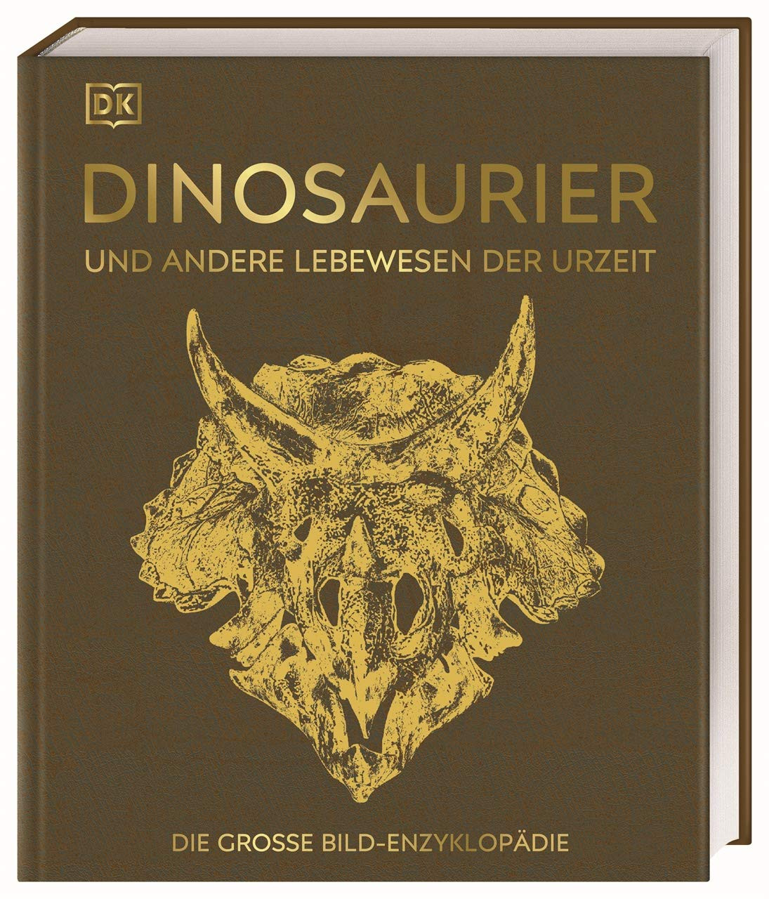 Dinosaurier und andere Lebewesen der Urzeit: Die große Bild-Enzyklopädie