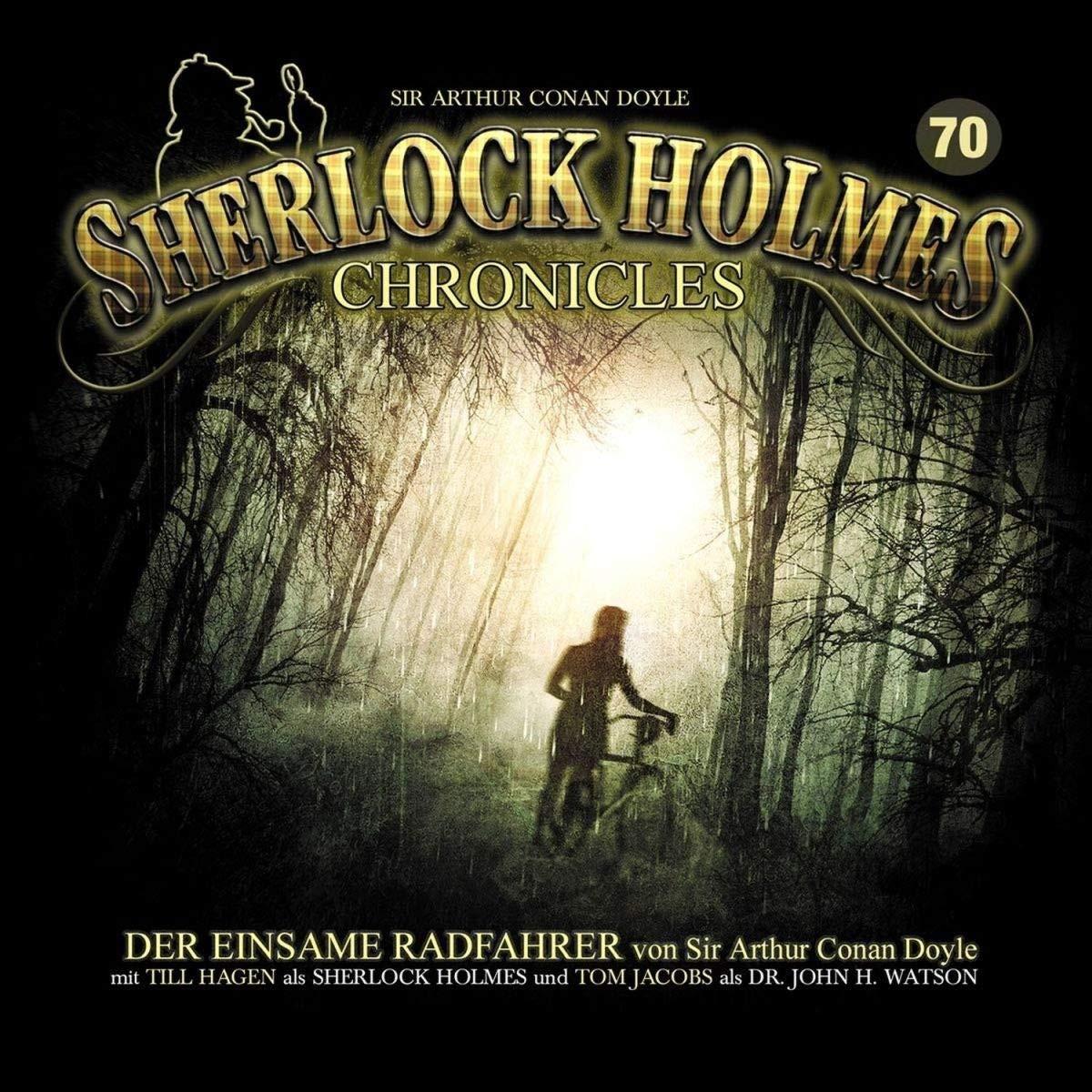 Sherlock Holmes Chronicles 70 Der einsame Radfahrer