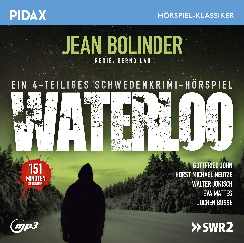 Pidax Hörspiel Klassiker - Waterloo
