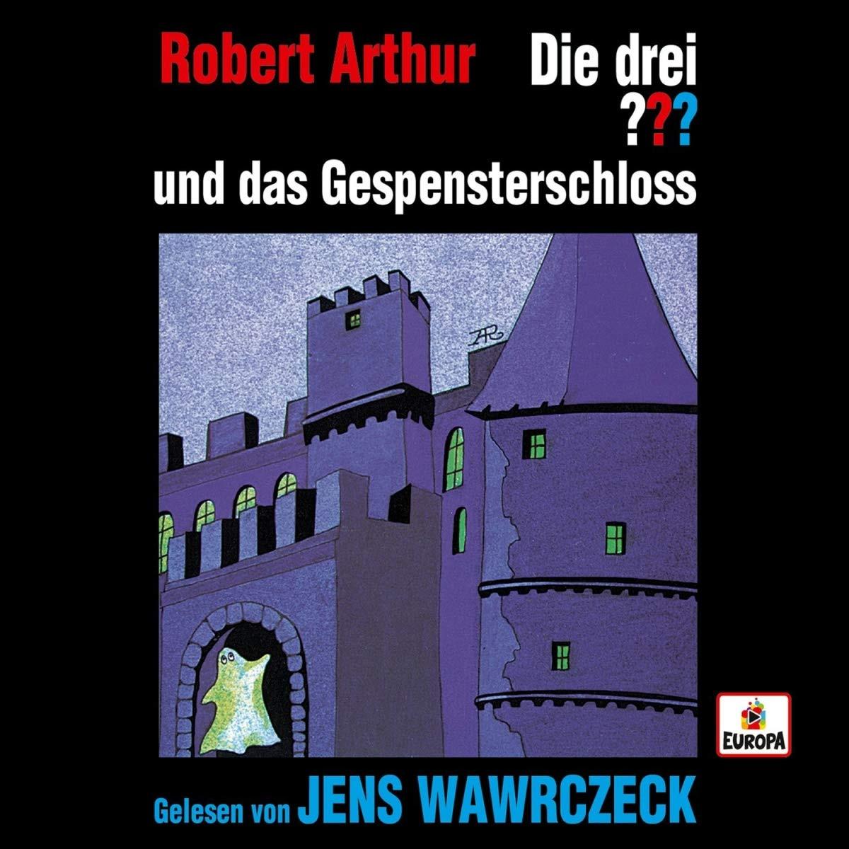 Jens Wawrczeck liest... Die drei ??? und das Gespensterschloss