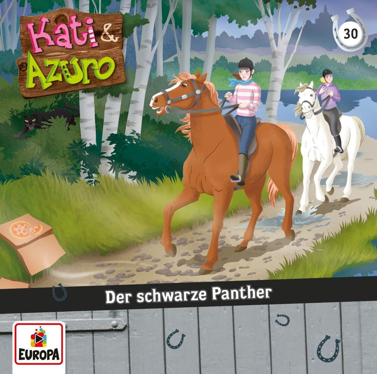 Kati & Azuro - Folge 33: Der schwarze Panther