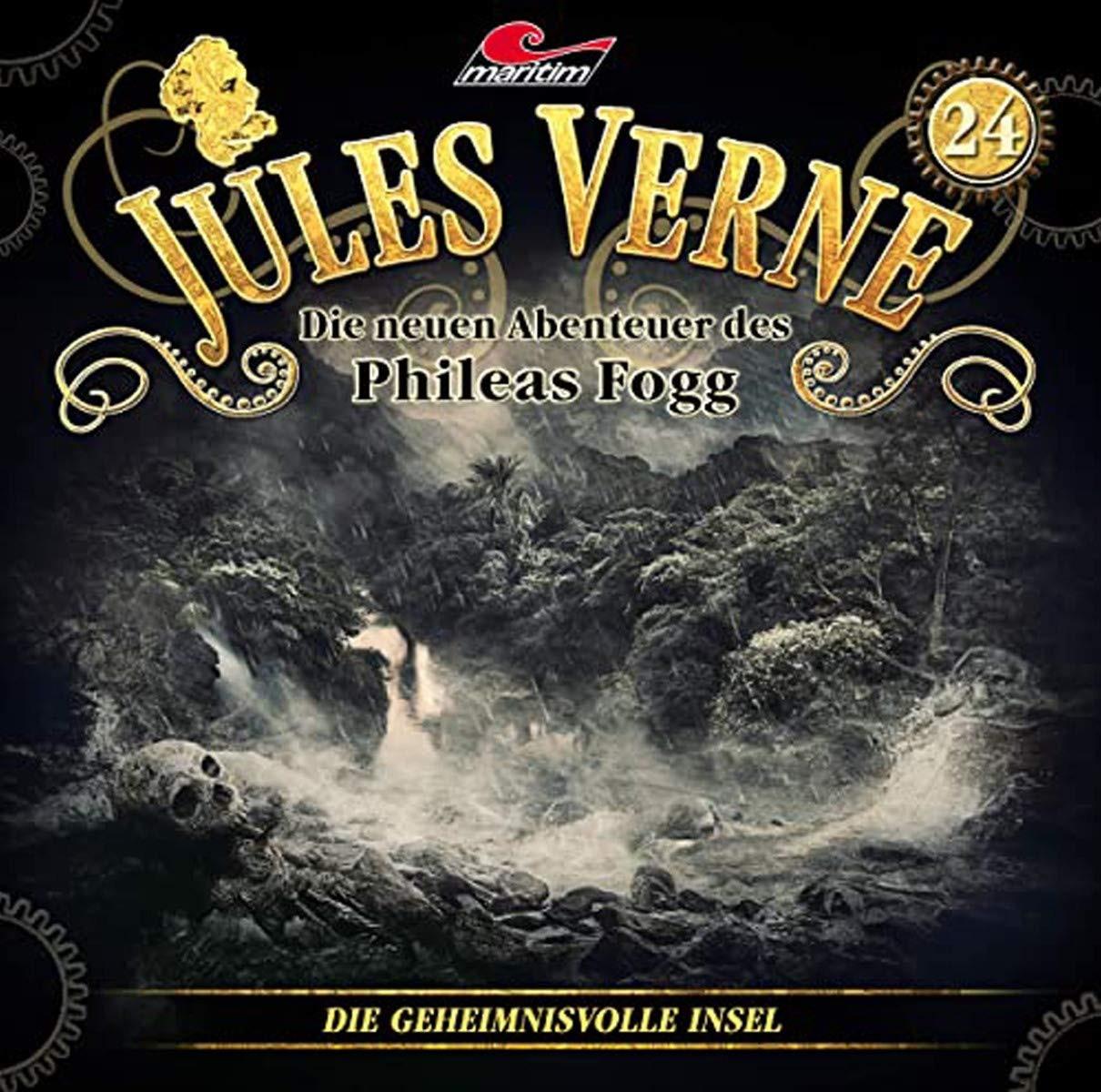 Jules Verne - Folge 24: Die geheimnisville Insel