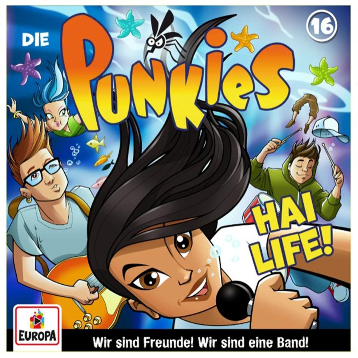 Die Punkies - Folge 16: Hai Life!