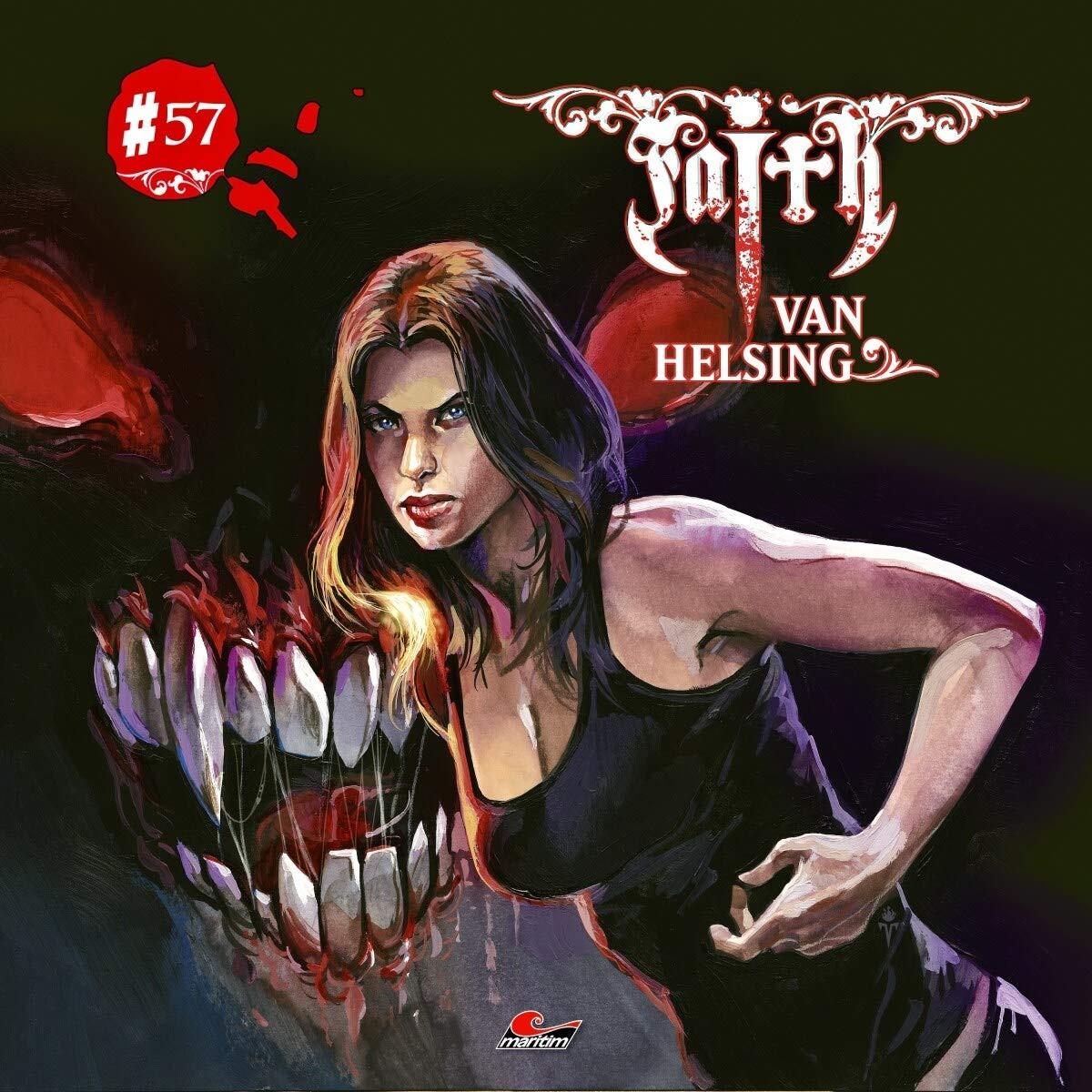 Faith - The Van Helsing Chronicles 57 Eine Neue Zusammenkunft